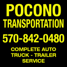Pocono-transportation
